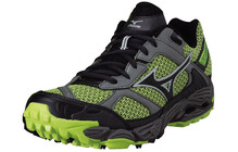 Mizuno Men's Wave Cabrakan 4 lime punch/anthracite/charcoal grey